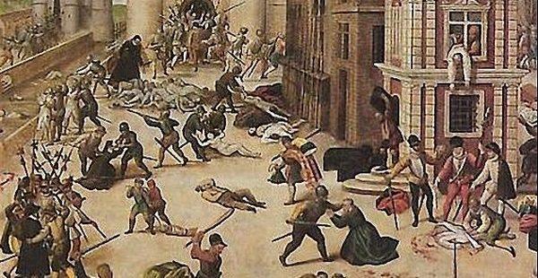 Guerras de religión