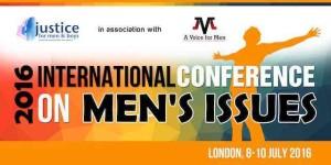 El próximo Julio se iniciará una conferencia internacional sobre los problemas masculinos. Buscará debatir contra las feministas