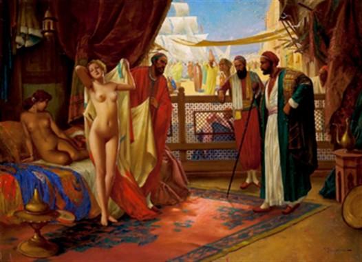 Esclavitud Sexual