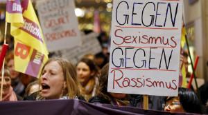 Cientos de Árabes y NorAfricanos atacan sexualmente a mujeres alemanas y el feminismo sale a defender a los atacantes.