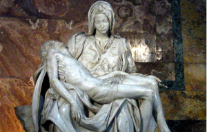 Pieta - Miguel Ángel