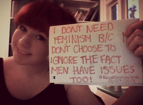 No necesito al feminismo