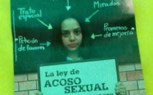 Propaganda Feminista Liceo 32