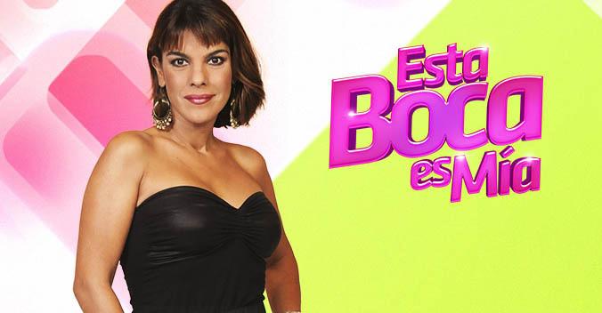 Victoria Rodriguez - Conductora de Esta Boca es Mía