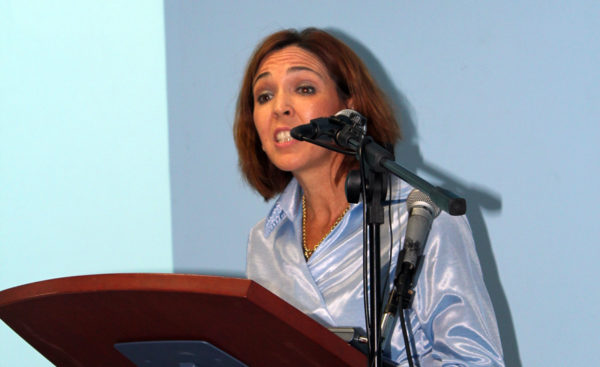 Lara Blanco - Representante de ONU Mujeres para América Latina