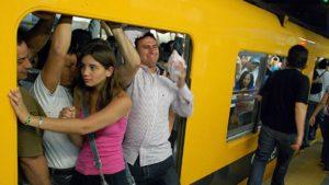 Vagones Feministas Buenos Aires