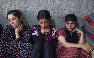 Mujeres Yazidis