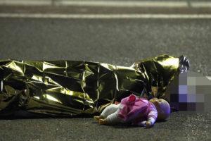 Víctima del ataque terrorista de Niza