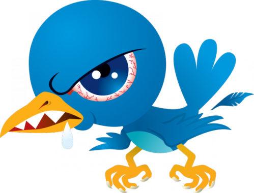 Intolerancia en Twitter