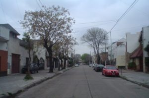 Barrio de Pompeya