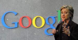 Julián Assange analiza las vinculaciones políticas entre Google y Hillary Clinton