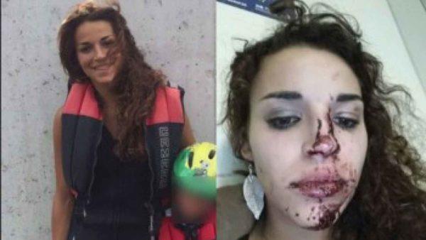"""Víctima de violación a manos de """"refugiados"""" musulmanes"""