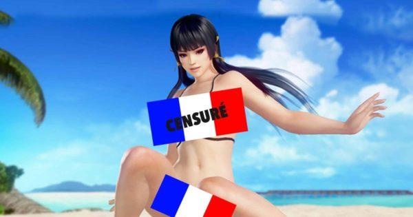 Censura Videojuegos Francia