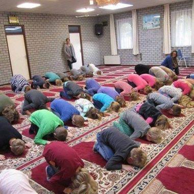 Mezquita Alemania