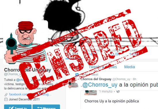 Censura Chorrosuy
