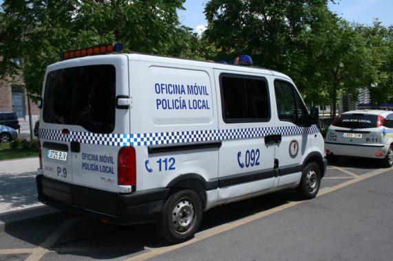 Policía de Aranjuez