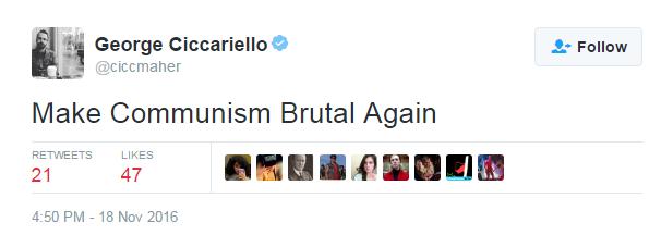 Hacer al Comunismo Brutal de nuevo