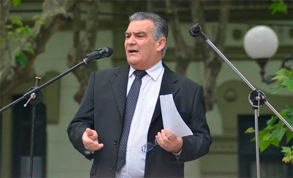 Carmelo Vidalin, Intendente de Durazno