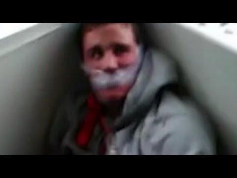Secuestro racistas antiblancos