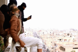 Ejecucion Gay ISIS