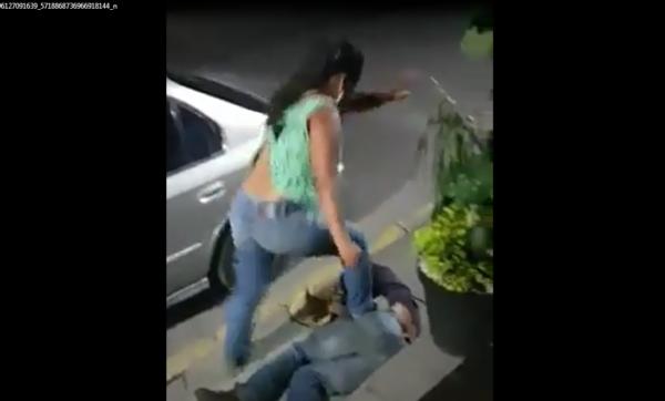 Violencia misándrica