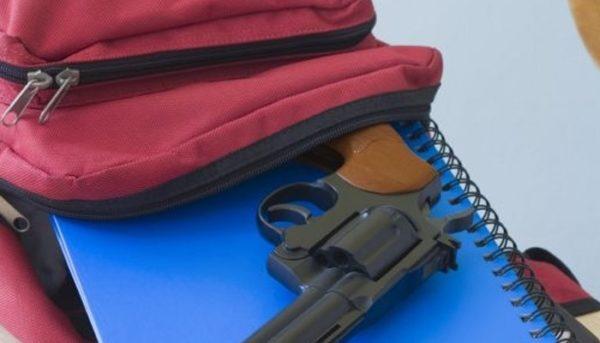 """Estudiante de secundaria suspendido por 10 días por darle """"like"""" a una foto de un arma en Instagram"""