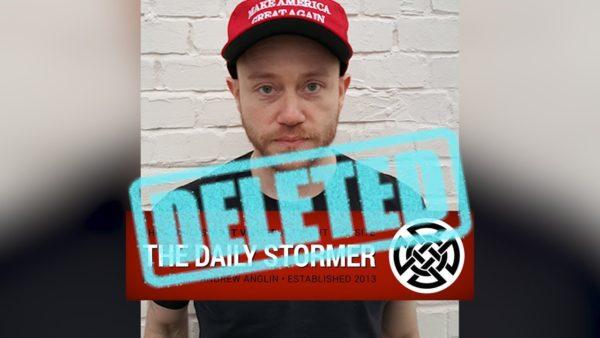 Andrew Anglin - Fundador del Daily Stormer