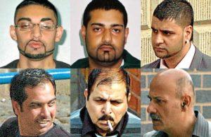 Telford Islamic Gangsters